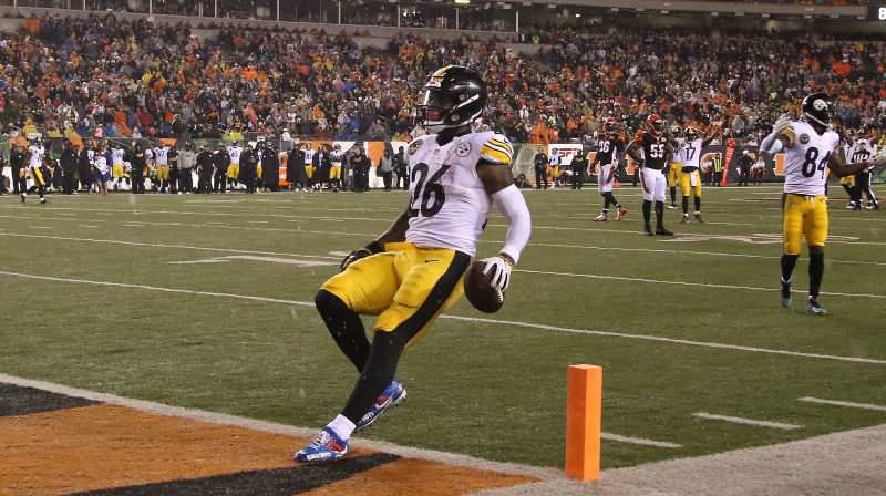 b1a9c0ec6 Le veon Bell Turns Down Reported 5yr  70MM Deal